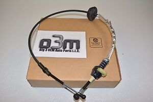 2000-2005 Saturn L-Series Transmission Shift Control Cable new OEM 90523858