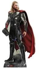 Thor Avengers Age Of Ultron Lifesize Cartón recorte Pie Chris Hemsworth