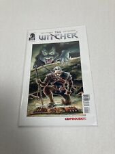 THE WITCHER #1 DARK HORSE COMICS 2014 NETFLIX SERIES STAN SAKAI VARIANT COVER!
