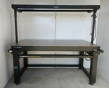Tested Newport 355 X 71 Optical Table Pneumatic Isolation Amp Extras