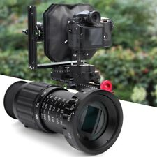 Telescopic VD-11X Micro HD Viewfinder 16:9 Scene Viewer for Directors & Eye Cap