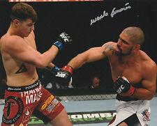 MARCELO GUIMARAES SIGNED AUTO'D 8X10 PHOTO UFC 196 JUNGLE FIGHT NIGHT MMA B