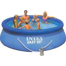 Piscina fuoriterra rotonda cm 366x76 con pompa 56422 piscine Intex 28132 - Rotex