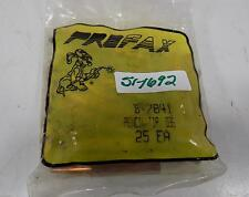 PROFAX PENCIL TIP WELDING TIPS PK OF 25  B-7841 NIB
