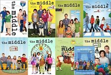 The Middle DVD Series, Seasons 1-9 (1,2,3,4,5,6,7,8,9)