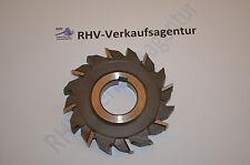 Scheibenfräser, Schlitzfräser, D100X12X32N,  HSS, RHV6995