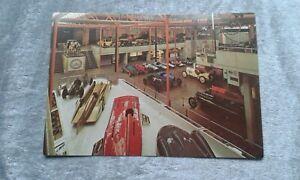 Postcard - National Motor Museum, Beaulieu - 1980s?