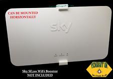 Wall Bracket, Wall Mount W/FIXINGS Sky Broadband WiFi Booster 2019 Model 4 SE210