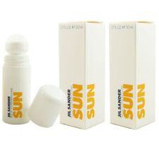Jil Sander Sun Women - Woman 2 x 50 ml Deo Roll On Deoroller Deodorant Set