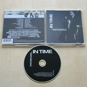 IN TIME SOUNDTRACK Music By Craig Armstrong - CD album (CD 1767)