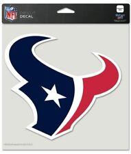 Houston Texans Decal 8x8 Die Cut Color Z157-3208580785