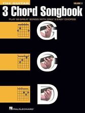 The Guitar Three-Chord Songbook - Volume 3 G-C-D: Melody/Lyrics/Chords by Hal...