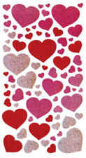 Pink Love Cardmaking & Scrapbooking Stickers