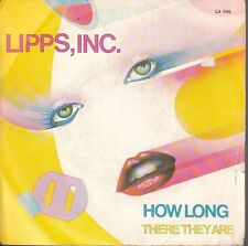 13366  LIPPS INC  HOW LONG
