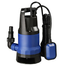 750W Submersible Dirty Water Pump Sump Flooding Pond Clean Sewage Pool 13000L/H