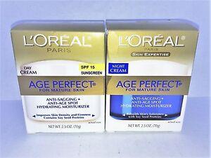 L'Oreal Age Perfect For Mature Skin Anti-Sagging & Anti-Age Spot Hydrating Cream