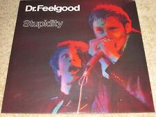 Dr. 'FEELGOOD' - bêtise - édition limitée or vinyle - NEUF - LP Record