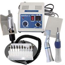 MARATHON Dental Lab 35K RPM Micromotor Mikromotor Poliergeräte Handstück N3+Burs