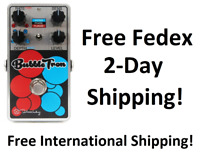 New Keeley Bubble Tron Dynamic Flanger Phaser Guitar Effects Pedal