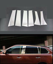 Sill Frame Middle Pillars Post Upper Window for 2016-2017 Mitsubishi Outlander