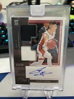 2019-20 PANINI ONE AND ONE TYLER HERRO RC AUTO DUAL JERSEY 21/99!!