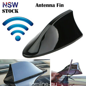 Car Antenna Shark Fin AM FM Radio Signal For Auto Roof SUV Truck Van VW GTI Golf