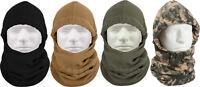 Rothco Extreme Cold Weather Adjustable Polar Fleece Sky Balaclava Face Mask 5585