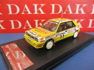 Die cast 1/43 Modellino Auto Lancia Delta 8V Rally Monte Carlo 1989 D. Cerrato