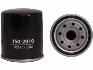 For 1986-1987 Plymouth Turismo Oil Filter Denso 23381GZ FTF Engine Oil Filter