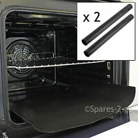 2 x UNIVERSAL Teflon Oven Cooker Non Stick Heavy Duty Liner Lining 40 x 50 cm