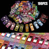100Pcs Plastic Holding Clip for Crafts Quilting Sewing Knitting Crochet Tool DIY