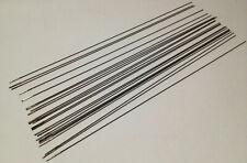 "TRIANG HORNBY 15"" OVERHEAD CATENARY WIRES WITH CLIPS X 24"