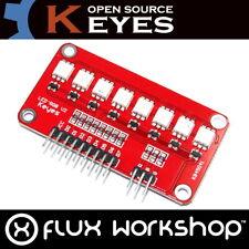 8 RGB LED Line Genuine Keyes Module 5050 WS2812 PWM Arduino Flux Workshop