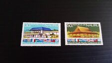 NAURU 1975 SG 137-138 SOUTH PACIFIC COMMISSION CONF (2ND ISSUE) MNH