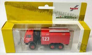 KaMAZ 5320 Feuerwehr Koffer LKW 1:87 1/87 H0 DDR Herpa 744966