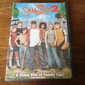 The Sandlot 2 DVD (Region 1 USA CANADA)