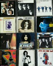 New ListingCds Rock Country Pop Metal & More You Choose Buy More And Save
