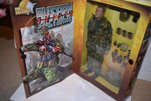 The Ultimate Soldier Modern Russian Spetznaz Sniper Figure 1:6 Scale MIB
