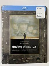 Saving Private Ryan SteelBook, Best Buy Exclusive (Blu-ray) | Sealed, Pristine