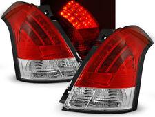 LED REAR TAIL LIGHTS LDSI02 SUZUKI SWIFT 2005 2006 2007 2008 2009 2010