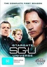 STARGATE UNIVERSE : SEASON 1 : NEW DVD
