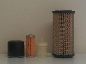 Yanmar B08-3 Filter Service Kit
