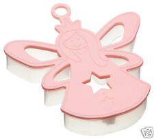 Kitchencraft. Fairy Shape Kids Biscuit/Cookie Cutter. Girlie Parties Easy to Use