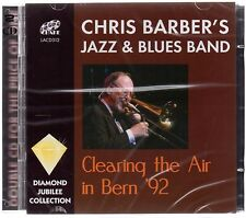Chris Barber Jazz & Blues Band - Clearing the Air in Bern '92 (brand new CD 2012