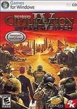 Sid Meier's Civilization IV: Beyond the Sword (PC, 2007)