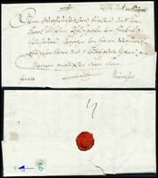 1799, LANDSHUT, adeliger Ganzfranko-Recobrief nach München (Hb € 150.00)