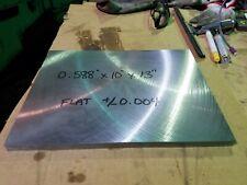 Hot Roll Steel Plate, Blanchard Ground Flat 1/2