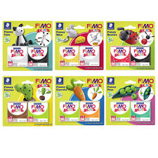 Genuine FIMO® Kids Polymer Modelling Oven Bake Clay Funny Kits Different Themes