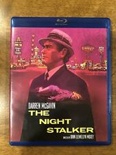 The Night Stalker (Blu-ray Disc, 2018)