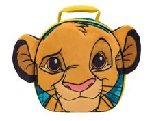 Disney The Lion King Simba Insulated Lunch Kit Tote Bag New!